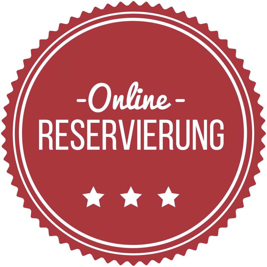 Online Reservierung